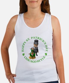 HAPPY ST PATRICK'S DAY - CHICAGO STYLE Women's Tan