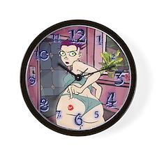 Kiss It! Germaine Wall Clock