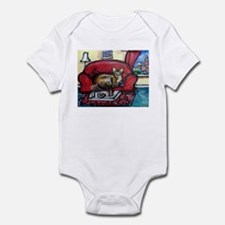 Russian Princess Nataysha Infant Bodysuit