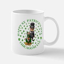 HAPPY ST PATRICK'S DAY - CHICAGO STYLE Mug