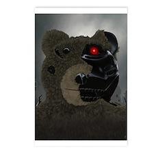 Bearinator Postcards (Package of 8)