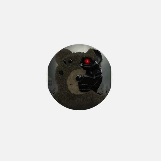 Bearinator Mini Button