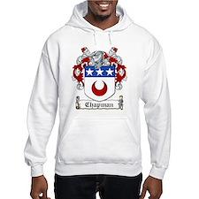 Chapman Coat of Arms Hoodie