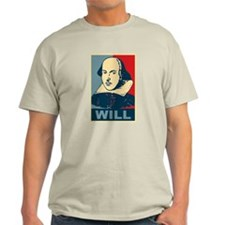 Pop Art William Shakespeare T-Shirt