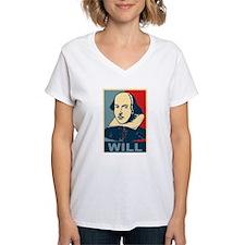Pop Art William Shakespeare Shirt