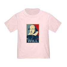 Pop Art William Shakespeare T