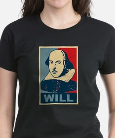 Pop Art William Shakespeare Tee