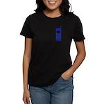 Cell Phone Women's Dark T-Shirt