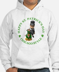 HAPPY ST PATRICKS DAY - CHICAGO Hoodie