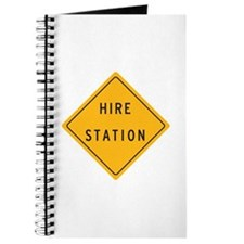 """""""Hire Station"""" Journal"""