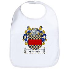Clifford Coat of Arms Bib