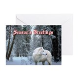 Wolf greeting cards Greeting Cards