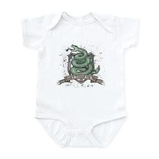 Don't Tread on Me! Gadsden fl Infant Bodysuit