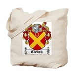 Clench Coat of Arms Tote Bag