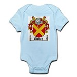 Clench Coat of Arms Infant Creeper