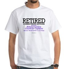 Retired Corrections Shirt