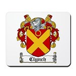 Clynch Coat of Arms Mousepad