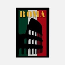 Roma Rectangle Magnet