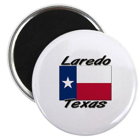 """Laredo Texas 2.25"""" Magnet (10 pack)"""