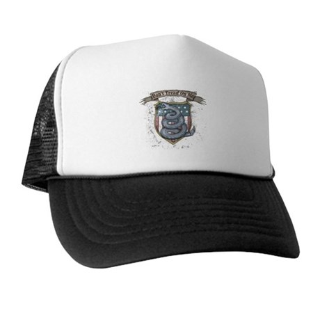 Don't Tread on Me! Gadsden fl Trucker Hat