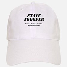 Trooper Baseball Baseball Cap