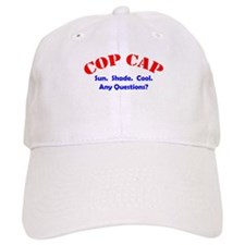 Cop Baseball Cap