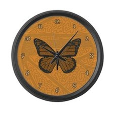 Monarch Large Wall Clock