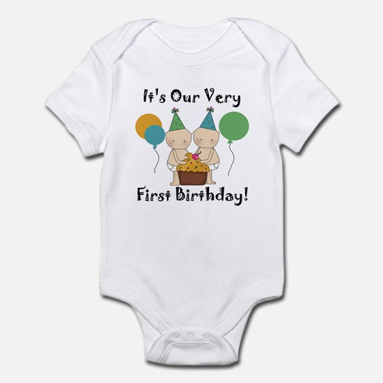Unique Twins First Birthday Gift Ideas - CafePress