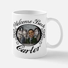 Welcome Back Carter Mug