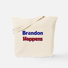 Brandon Happens Tote Bag