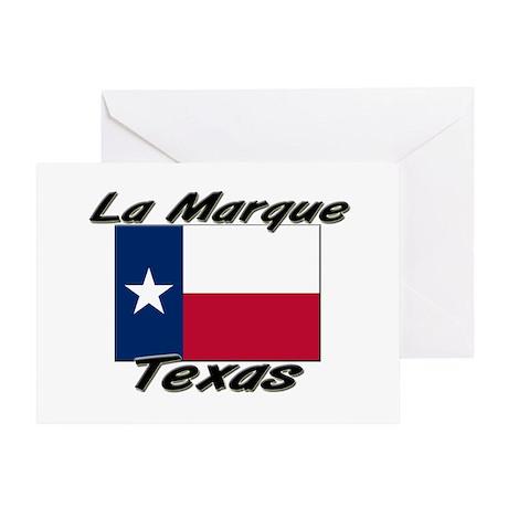 La Marque Texas Greeting Card