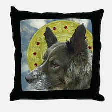 Saint Sophie Throw Pillow