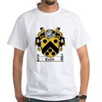 Codd Coat of Arms White T-Shirt