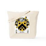 Codd Coat of Arms Tote Bag