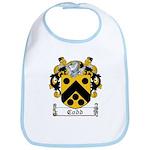 Codd Coat of Arms Bib