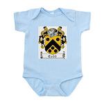 Codd Coat of Arms Infant Creeper