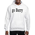 go Barry Hooded Sweatshirt
