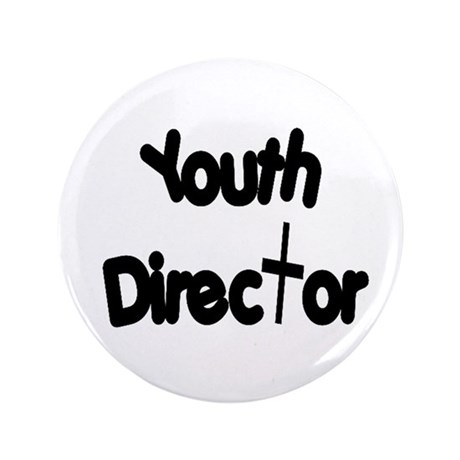 "Youth Director 3.5"" Button (100 pack)"