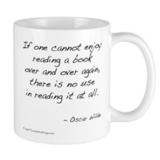 Wilde on Reading Mug