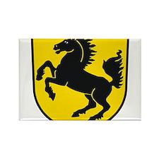 Stuttgart Rectangle Magnet (10 pack)