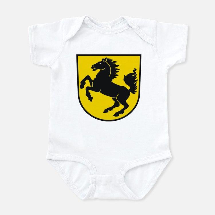 Stuttgart Infant Bodysuit