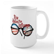 rise above the influence Mug