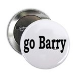 """go Barry 2.25"""" Button (100 pack)"""