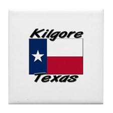 Kilgore Texas Tile Coaster