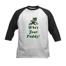 """Who's Your Paddy?"" Tee"