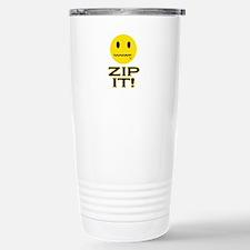 Zip It! Travel Mug