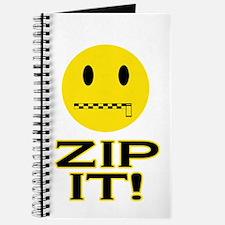 Zip It! Journal