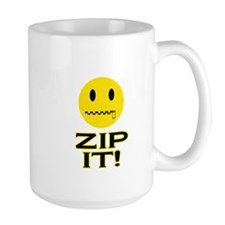 Zip It! Mug