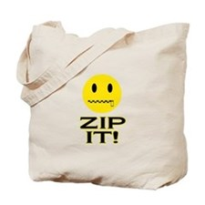Zip It! Tote Bag