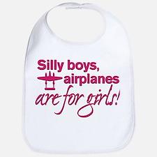 Silly boys... Bib